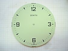 Cadran peint pendule Zenith horloge Uhr Clock Zifferblatt  Clock dial C3