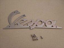 Vespa large emblem badge logo stainless steel VL1-5 VB1 VNA-B ACMA V8087