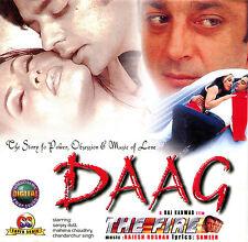 Video CD- Daag- A Raj Kanwar Film- Sanjay Dutt- Sameer- Mahima  Choudhry- 1989