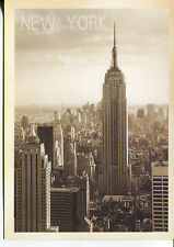 POST CARD OF EMPIRE STATE BUILDING IN NEW YORK CITY