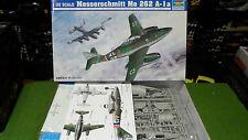 MAQUETTE plastique AVION MESSERSCHMITT ME 262 A-1 1/32 TRUMPETER 02235 miniature