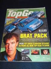 TOP GEAR #104 - BRAT PACK - May 2002