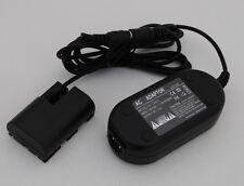 ACK-E6(LP-E6) Camera AC adapter for Canon EOS 5D Mark II,5D Mark III,6D,60D OEM