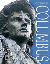 Christopher Columbus Legendary Sailor and Explorer Book DK New