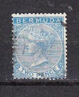Bermuda Scott 2 Used (Catalog Value $30.00)