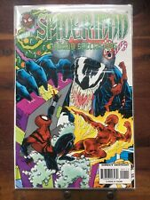 Marvel Holiday special 2 comic lot, Spider-Man and Generation X, X-Men