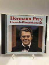 Hermann Prey Fernseh-wunschkonzert CD