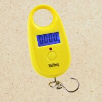 Mini 5x 25kg/ 5g Digital Hanging Scale Fishing Scale Luggage Scale Spring