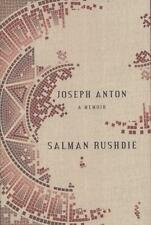 Joseph Anton: A Memoir Rushdie, Salman Hardcover