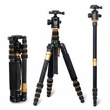 Professional Carbon Fiber Tripod Ball Head monopod for Canon Nikon Sony Camera