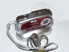 Samsung Digimax U-CA 5 5.0 MP - Digital Fotocamera - Rosso