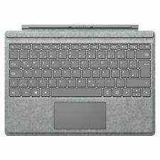 Microsoft Surface Pro 4 Signature Type Cover Tastatur aus Alcantara (QWERTZ)