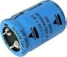 5) Aluminum Electrolytic Capacitors - Snap In 10000uF 63V 35x40