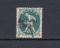 Deutsches Reich Plattenfehler Mi-Nr. 126 X gestempelt - geprüft Infla Berlin