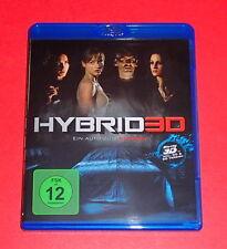 Hybride (Eric Valette) -- Blu-ray 3d + 2d