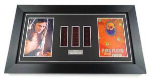 PINK FLOYD Film Cells LIVE AT POMPEII Framed LARGE MEMORABILIA DISPLAY GIFTS