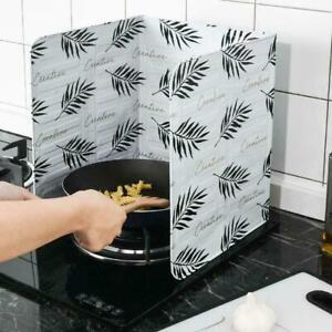 Kitchen Cover Anti Splatter Shield Guard Cooking Frying Pan Splash Tools Oi A7U5