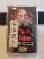 BIG POKEY AND WRECKSHOP WOLFPACK - THA COLLABO RARE OOP HTF (2002,CD) BRAND NEW