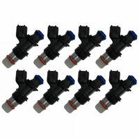 8 Pcs OEM Delphi Fuel Injectors 12580681 Fit 2004-2010 Chevy GMC 4.8 5.3 6.0 6.2