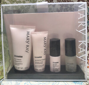 Mary Kay TimeWise Miracle Set Mini Travel Size Combination to Oily - Free Ship!