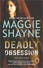 A Brown and de Luca Novel: Deadly Obsession 5 by Maggie Shayne (2014, Paperback)
