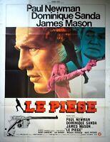 Plakat Kino Le Trap Paul Newman John Huston - 120 X 160 CM