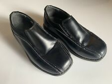 Boys Cherokee Dress Shoes, Loafers, Black, Size 10 (Toddler)