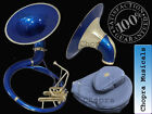 """SOUSAPHONE 22"""" Bb Flat Blue with Bag Mouth Piece Free 10/1"""
