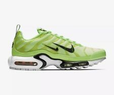 Nike Green Nike Air Max Plus Athletic Shoes for Men for sale