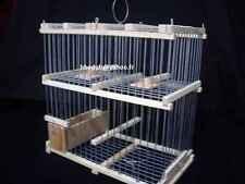 """Rattrapage d'oiseaux échappés """"Cage trébuchet à deux trappes"""""""