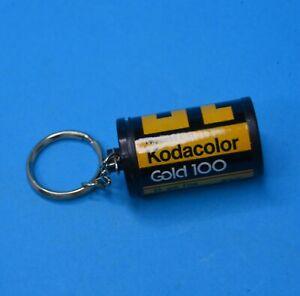 Kodak Kodacolar Gold 100 35mm Film Cartridge KEYCHAIN