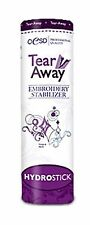 OESD Hydro Stick Tear-Away Embroidery Stabilizer 1.5oz White 10... Free Shipping