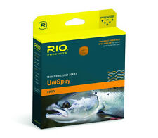 Rio UNISPEY Flt Fly Line 9/10F ~ NEW In Box ~ Light Gray ~ CLOSEOUT