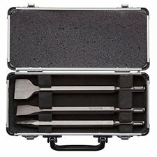 Makita D-42357 Chisel Set SDS Plus 3 Piece by Makita IN CARRY CASE
