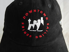 Downtown Sailing Series Seattle Sailboat Baseball Cap Dad Hat adjustable