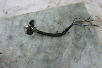 1974 HONDA CB550 FOUR DASH LIGHTS WIRE WIRING HARNESS LOOM