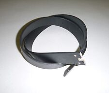 calvin klein mens textured reversible leather belt sz:32-REPLACMENT LEATHER ONLY