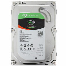 Seagate ST2000DX002 2TB Solid State Hybrid Drive for Desktop 7200rpm SATA 6Gb/s