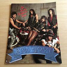 Bon Jovi - The Jersey Syndicate Tour Programme