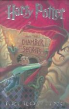 Harry Potter and the Chamber of Secrets by J. K. Rowling (Hardback, 2000)