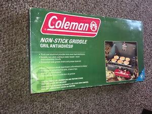 Vintage Coleman Cast Aluminum Non Stick Silverstone Griddle 5140C700