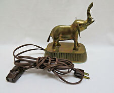 Brass Metal Elephant Extension Cord