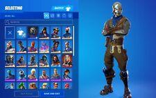 New listing OG FN Account 54 Skins   Royale Knight  1,250 vbucks Only PC