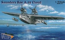 Valom 1/72 modèle kit 72061 saunders roe A.19 cloud flying boat