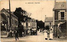 CPA  Asnelles - Rue Vatin  (383803)