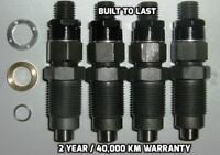 DIESEL FUEL INJECTOR SET SUITS TOYOTA HIACE HILUX LN106 2.8 LITRE .NEW. 3L motor