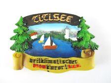 Magnet Titisee Polyresin, Souvenir Deutschland Germany