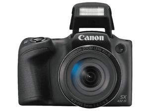 Canon PowerShot SX432 IS, Sensor CCD, 20 MP, Zoom óptico 45x, Vídeo HD, Wi-Fi