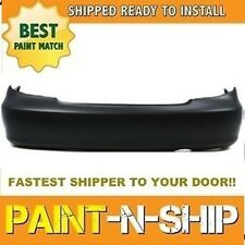 Fits; 2002 2003 2004 2005 2006 Toyota Camry Rear Bumper Painted (TO1100203)