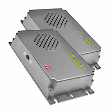 ISOTRONIC Mäusevertreiber Rattenabwehr Mäuseschreck batteriebetrieben mobil 2er